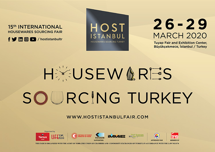HOST Istanbul - International Home & Kitchenwares Fair